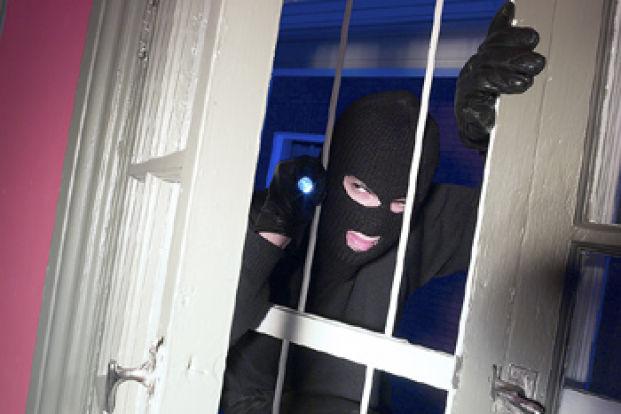 взлом входной двери