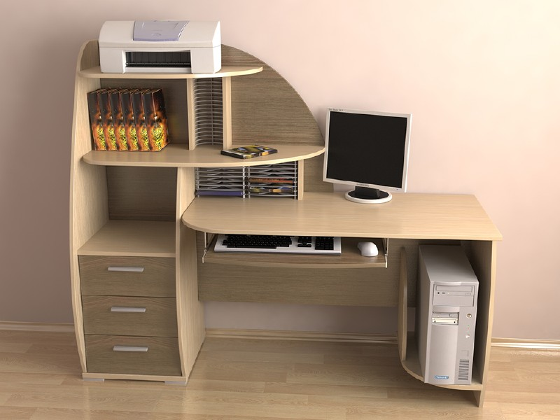 офисная мебель стол компьютерный