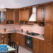 Кухня из натурального дерева - Дуб 4 тип 01 в наличии в Витебске