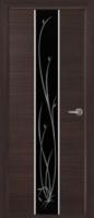 Дверь ПО Гранд с черным рисунком в наличии в Витебске