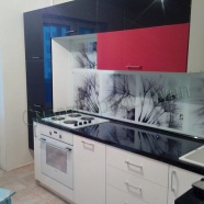 черно белая кухня в наличии в Витебске