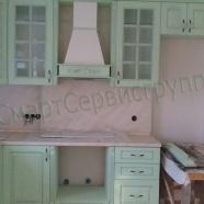 кухня в романтическом стиле в наличии в Витебске