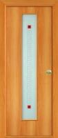 Дверь ПО С17 Квадрат миланский орех в наличии в Витебске